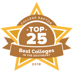 best colleges in southeast