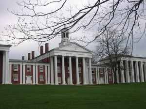 Washington and Lee University -- Best Colleges in the US