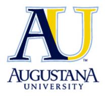 Augustana University logo.