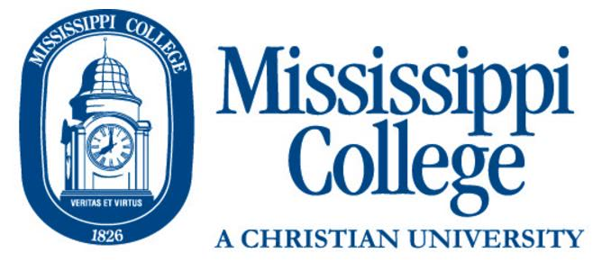 Mississippi College logo.