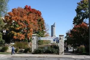 The Rockhurst University campus - Hidden Midwest Gems