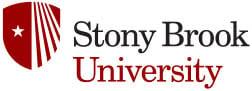 Stony Brook University logo.