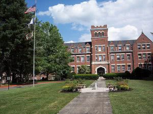 Hidden Gems in the Northeast - West Virginia Wesleyan College