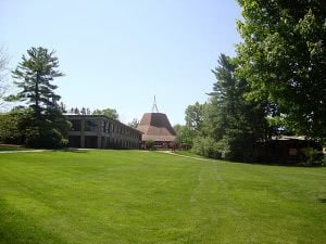 The Calvin College campus - Hidden Midwest Gems