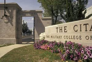 Hidden Gems in the Southeast - Citadel Military College