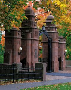 Hidden Gems in the Northeast - Mount Holyoke College