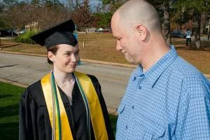Don't be overbearing parents in your student's college search process