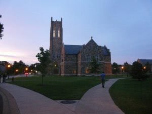 Top 25 Best Colleges in the Southeast - Rhodes College