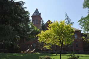 The City State University campus - Hidden Midwest Gems