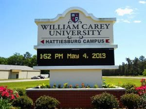 Hidden Gems in the Southeast - William Carey University