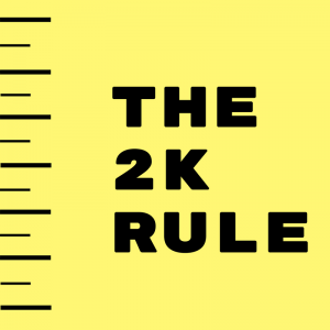 the 2k rule