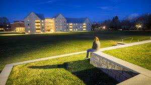 overnight college visit