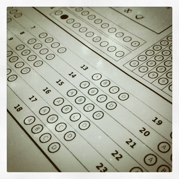 Can you send SAT scores and ACT scores from the second time you took the tests?
