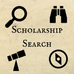 Expand your online scholarship search.