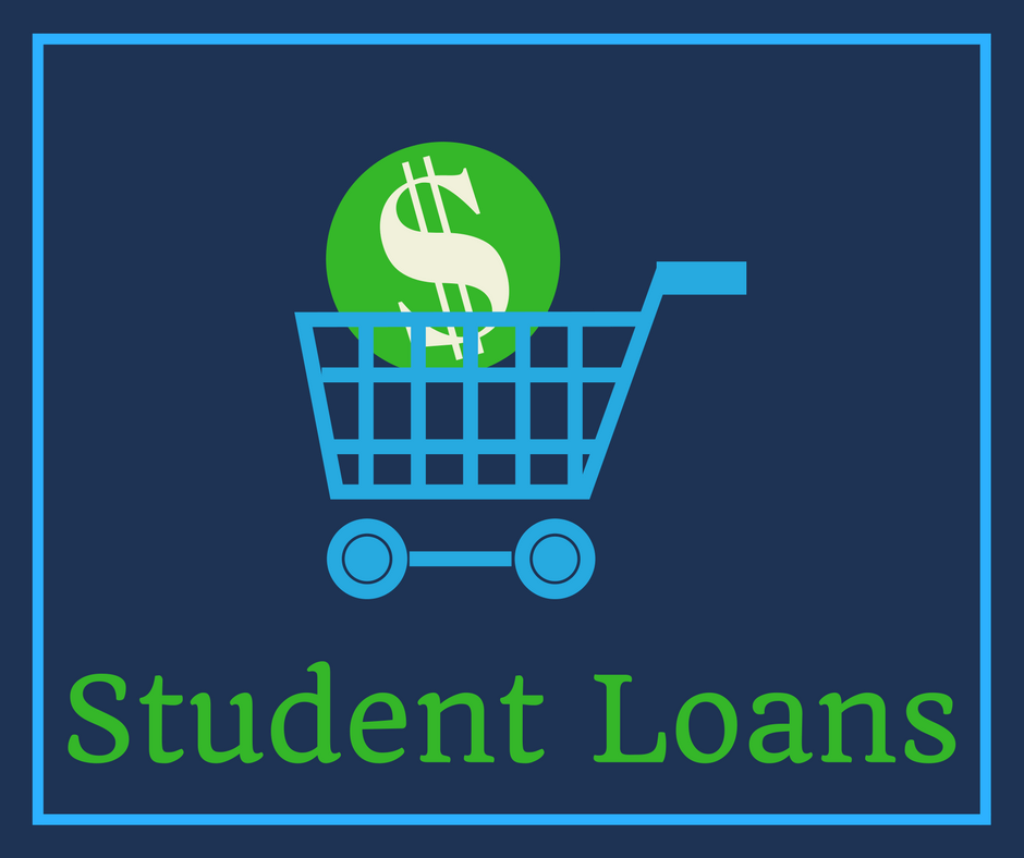 As tempting as it is, don't go with the first student loan option you see. Shop around instead