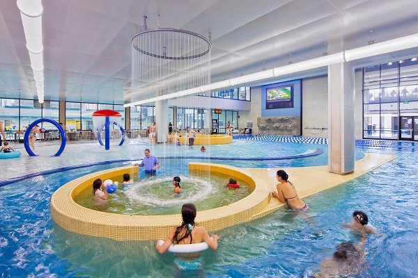 Colleges With The Coolest Pools Swimming Facilities College Raptor
