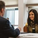 A college interview can be very stressful, so knowing what to expect ahead of time can a lot
