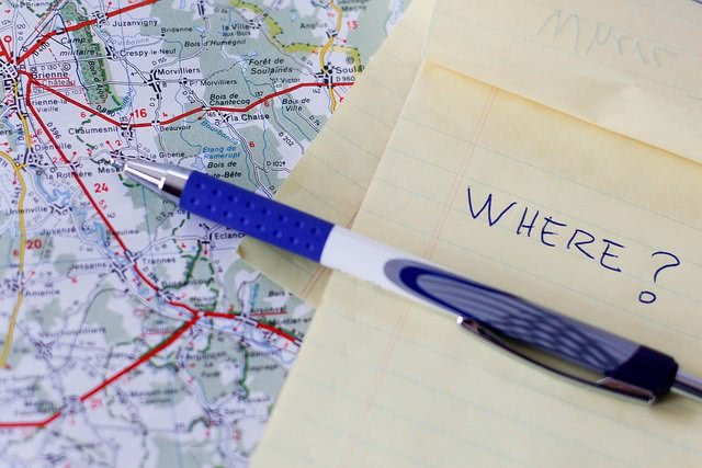 Like planning a trip, an outline can help you map out your essay before you start.