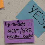 The GRE is an example of a graduate school exam.