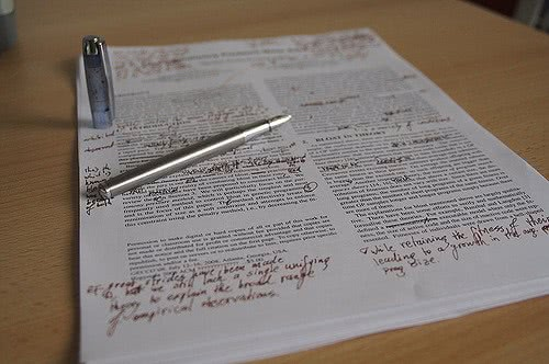 Here are some tips on college essay editing.