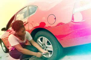tire pressure life skills