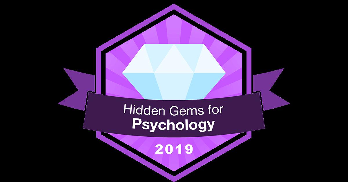 top 10 hidden gems for psychology 2019
