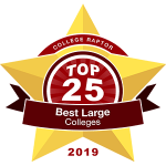 Top 25 Best Large Colleges