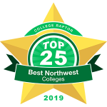 Top 25 Best Colleges in the Northwest
