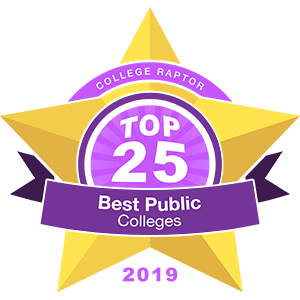 Top 25 Best Public Colleges
