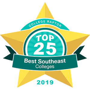 Top 25 Best Colleges in the Southeast