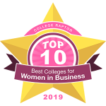 Top 10 Colleges for Women in Business
