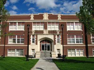 Labette Community College building.