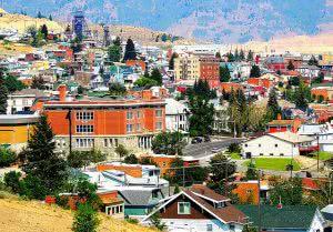 Hidden Gems in the Northwest - Montana Technological University