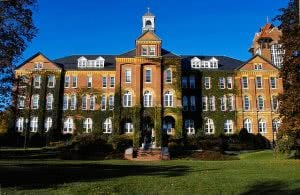 Hidden Gems in the Northeast - Saint Anselm College
