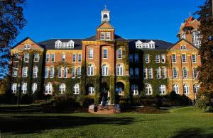 Hidden Gems in the US - Saint Anselm College