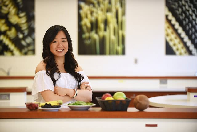 Here are some nutrition and dietetics scholarships