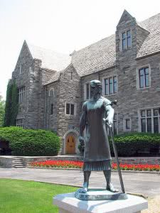 Top 10 Colleges for Women in Business - St Joseph's University