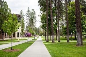 Top 25 Best Colleges in the Northwest - Whitworth University