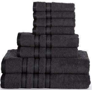 Casa Lino towels -- bedding and towels