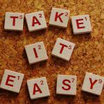 Take it easy - answer the easy questions first on the ACT or SAT
