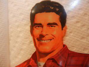 Brawny paper towel man