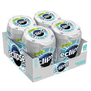 Study sessions school supplies -- eclipse polar ice gum