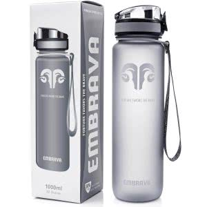 Study sessions school supplies -- embrava best sports water bottle