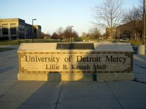 University of Detroit Mercy used in It Follows