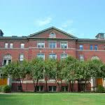 Harvard Campus - one of the most competitive colleges