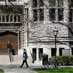 University of Chicago campus - a test optional college