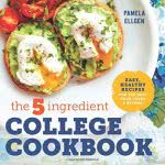 5 Ingredient College Cookbook - holiday gifts for college students