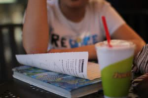 The ACT test isn't easier than the SAT test