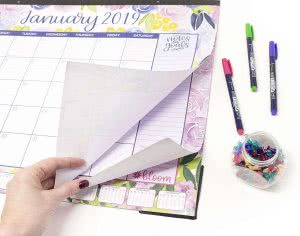 bloom daily planner desk calendars