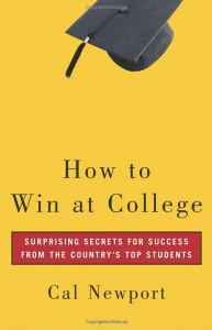 books for college students How to Win at College